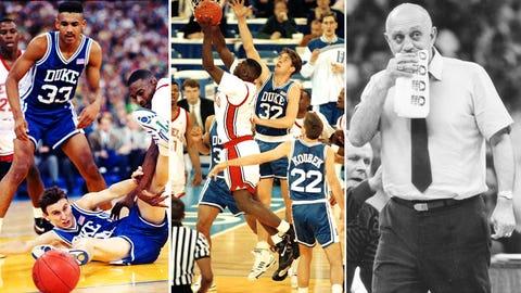 1 -- 1991: Duke 79, UNLV 77
