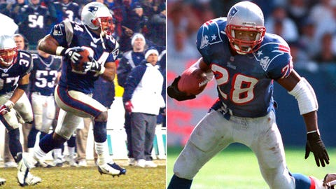 18 -- 1995 New England Patriots