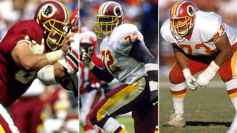 10 -- 1981 Washington Redskins