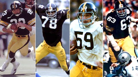4 -- 1971 Pittsburgh Steelers