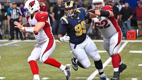 Defensive tackle: Aaron Donald, St. Louis Rams