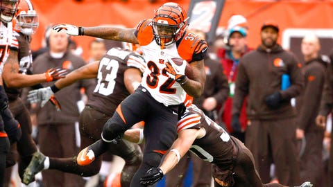 19. Miami Dolphins -- RB Jeremy Hill