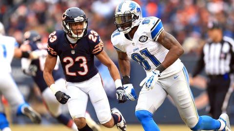 14. Chicago Bears -- CB Kyle Fuller