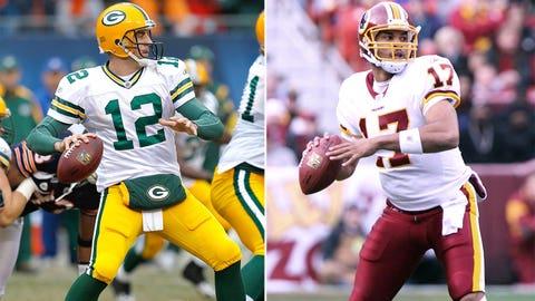 2005 Washington Redskins -- Aaron Rodgers