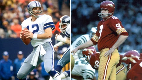 1964 Washington Redskins -- Roger Staubach