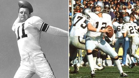 1968 Atlanta Falcons -- Ken Stabler