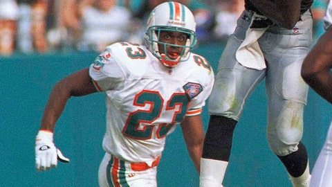 1992 Cincinnati Bengals -- Troy Vincent