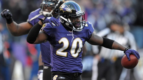 2002: Ed Reed (S, Miami) by Baltimore Ravens (Rd. 1, pick 24)