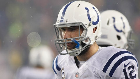 Luck comes to town on Monday Night