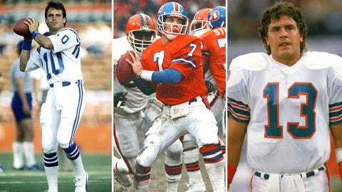 1983: Colts create Elway debacle, miss out on greatest QB draft class in history