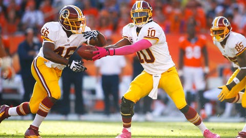 24 -- Washington Redskins