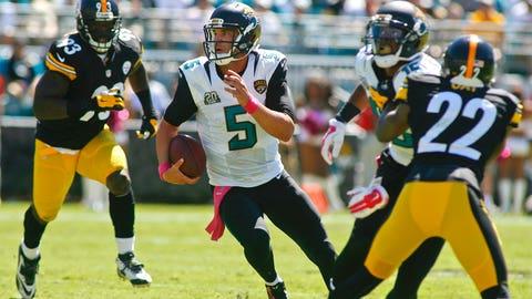 32 -- Jacksonville Jaguars