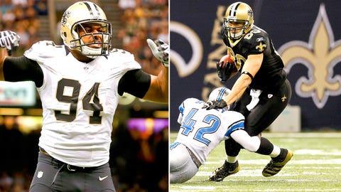 25 -- New Orleans Saints