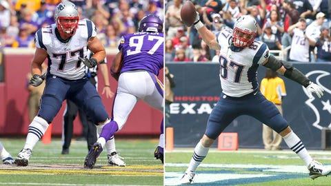 6 -- New England Patriots