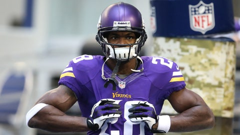 RB: Adrian Peterson