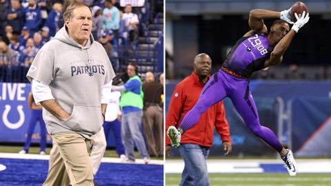 The Patriots will do whatever's necessary to draft UConn cornerback Byron Jones