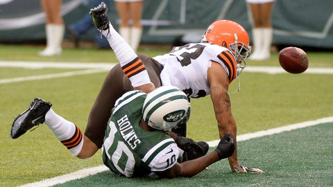 14 -- Cleveland Browns