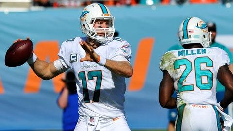 12 -- Miami Dolphins