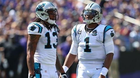 18 -- Carolina Panthers
