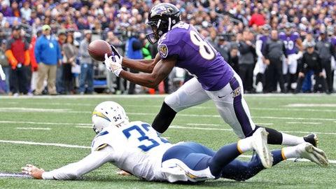 23 -- Baltimore Ravens