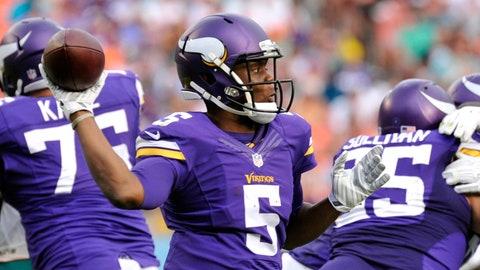 11 -- Minnesota Vikings