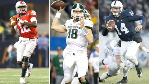 Reason No. 9: The QB class of 2016 may be worth the wait