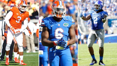 Reason No. 3: It's a banner year for elite-level pass rushers
