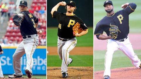 2 -- Pittsburgh Pirates