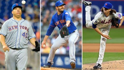 1 -- New York Mets