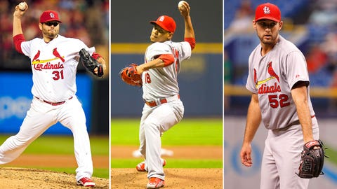 7 -- St. Louis Cardinals