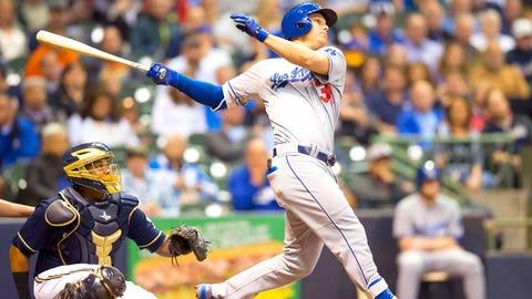 OF Joc Pederson, Los Angeles Dodgers