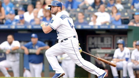 Mike Moustakas, Royals