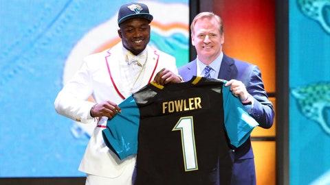 Jacksonville Jaguars -- Fowler's Injury