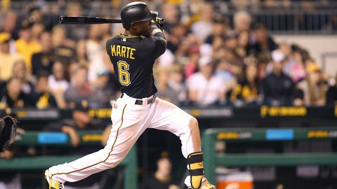 Starling Marte, Pittsburgh Pirates
