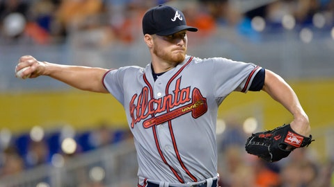 Shelby Miller -- Pitching like an All-Star