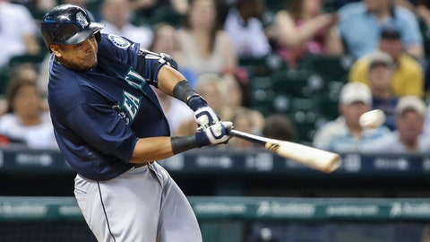 Nelson Cruz -- The power traveled to the Northwest