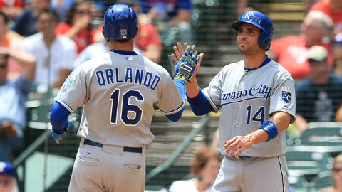 Kansas City Royals -- Not homering their way to greatness