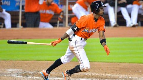 Second Base -- Dee Gordon, Miami Marlins