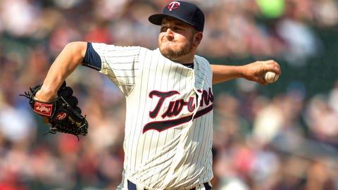 Closer -- Glen Perkins, Minnesota Twins
