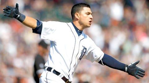 Shortstop -- Jose Iglesias, Detroit Tigers