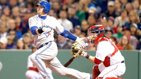 Third Base -- Josh Donaldson, Toronto Blue Jays