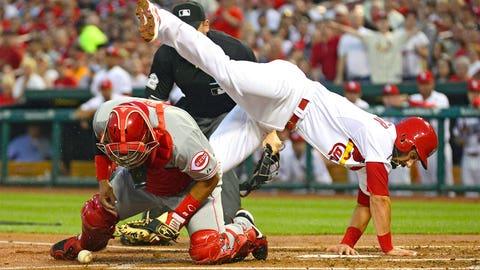 Corner Infielder -- Matt Carpenter, St. Louis Cardinals