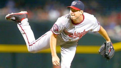 Starting Pitcher -- Max Scherzer, Washington Nationals