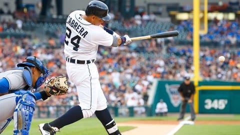 Corner Infielder -- Miguel Cabrera, Detroit Tigers