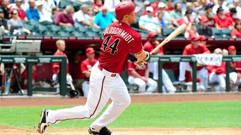 Corner Infielder -- Paul Goldschmidt, Arizona Diamondbacks