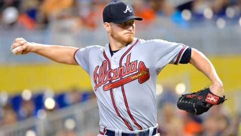 Starting Pitcher -- Shelby Miller, Atlanta Braves
