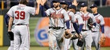 Analyzing the Braves' pitching staff at the quarter mark