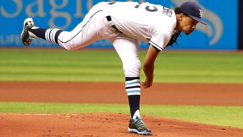 Starting Pitcher -- Chris Archer, Tampa Bay Rays