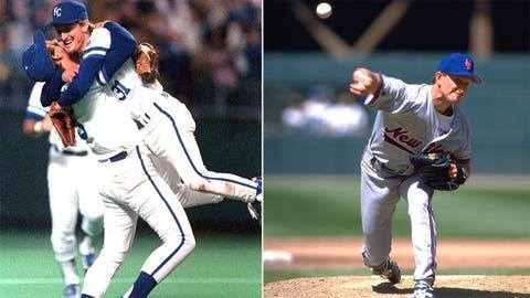 1982: Bret Saberhagen, Kansas City Royals