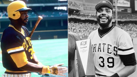1970: Dave Parker, Pittsburgh Pirates